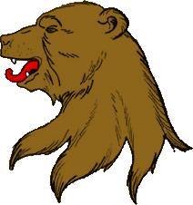 Crest - Bear's Head